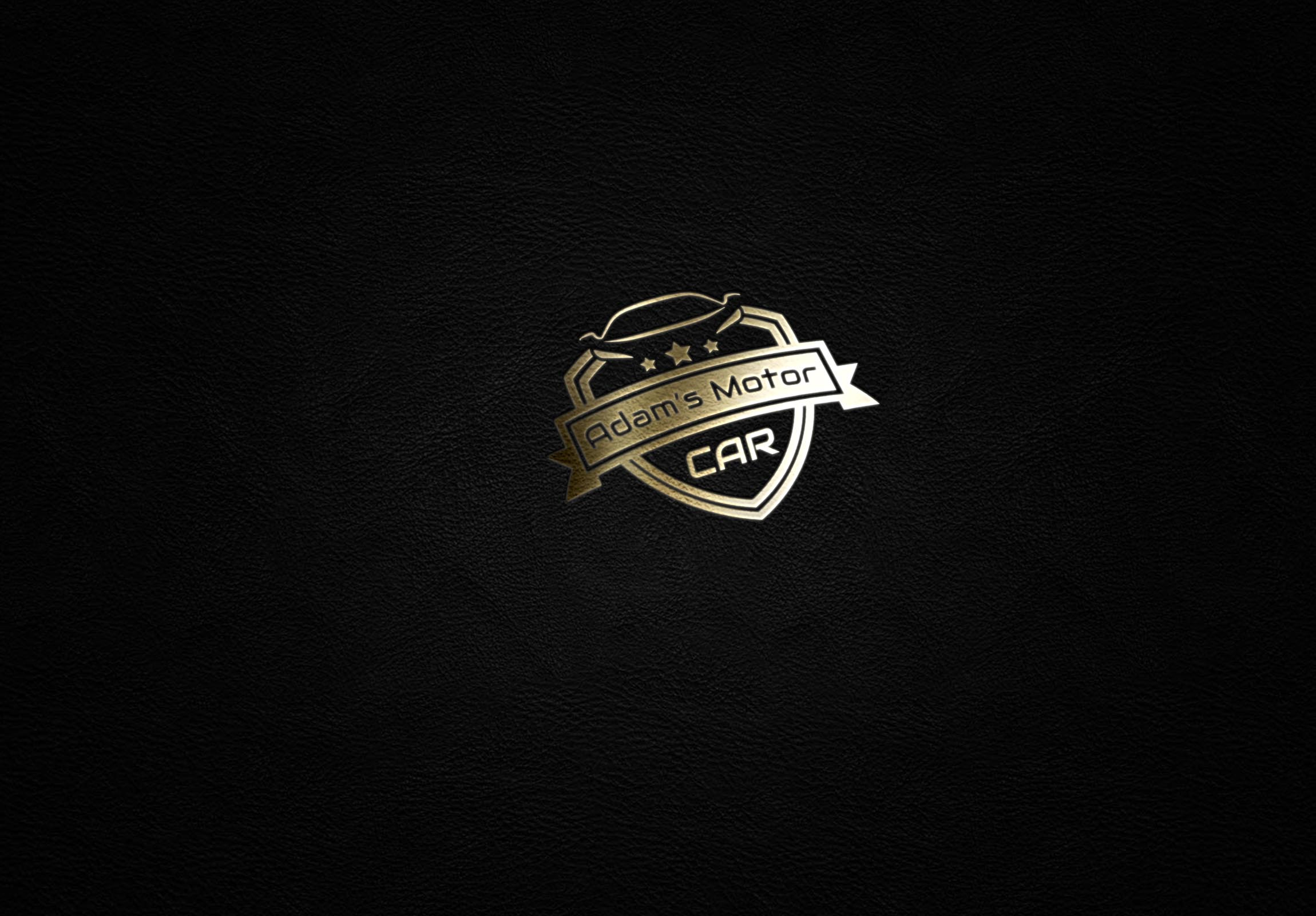Luxury Car owner logo idea