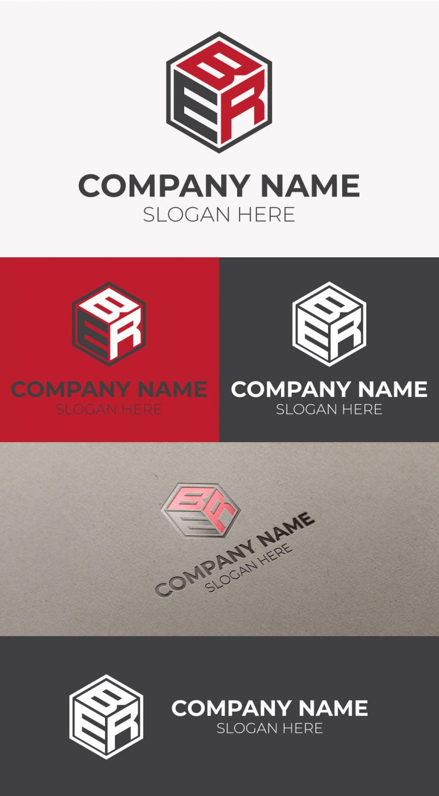 BER-LOGO-FREE-TEMPLATE-DOWNLOAD