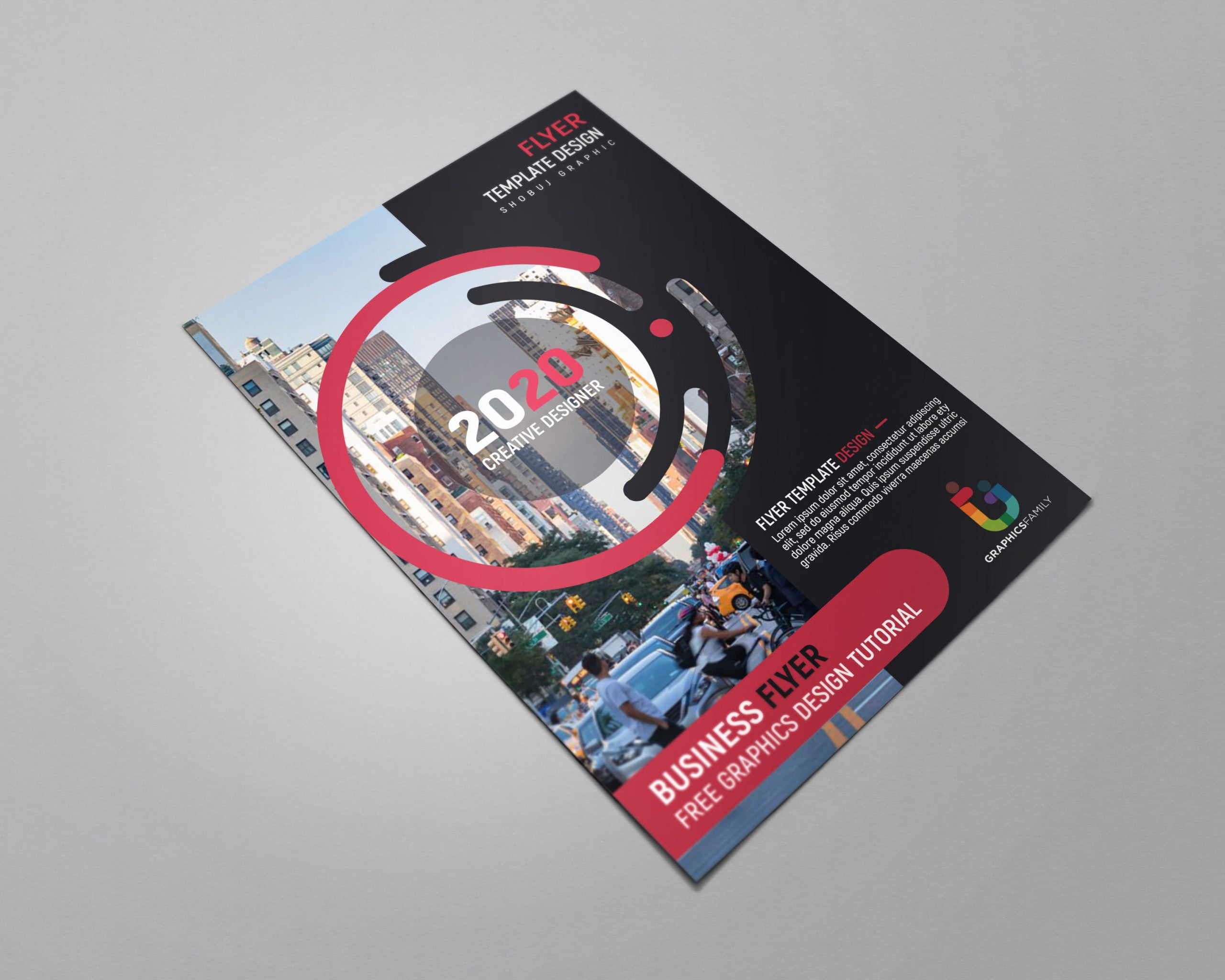 Business Flyer Design free