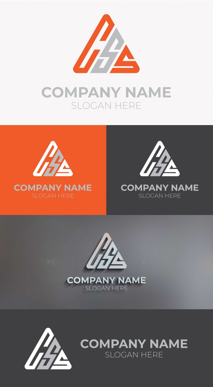 CSS-LOGO-FREE-TEMPLATE