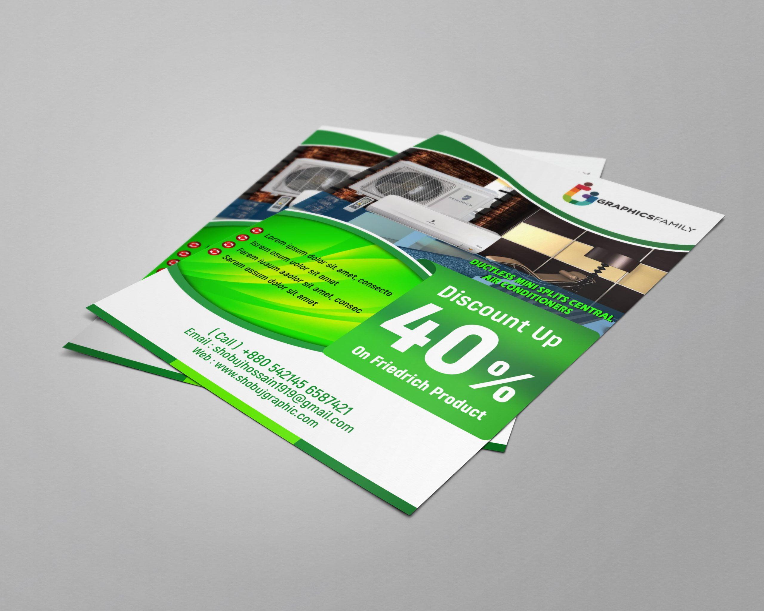 Modern Business Flyer Free
