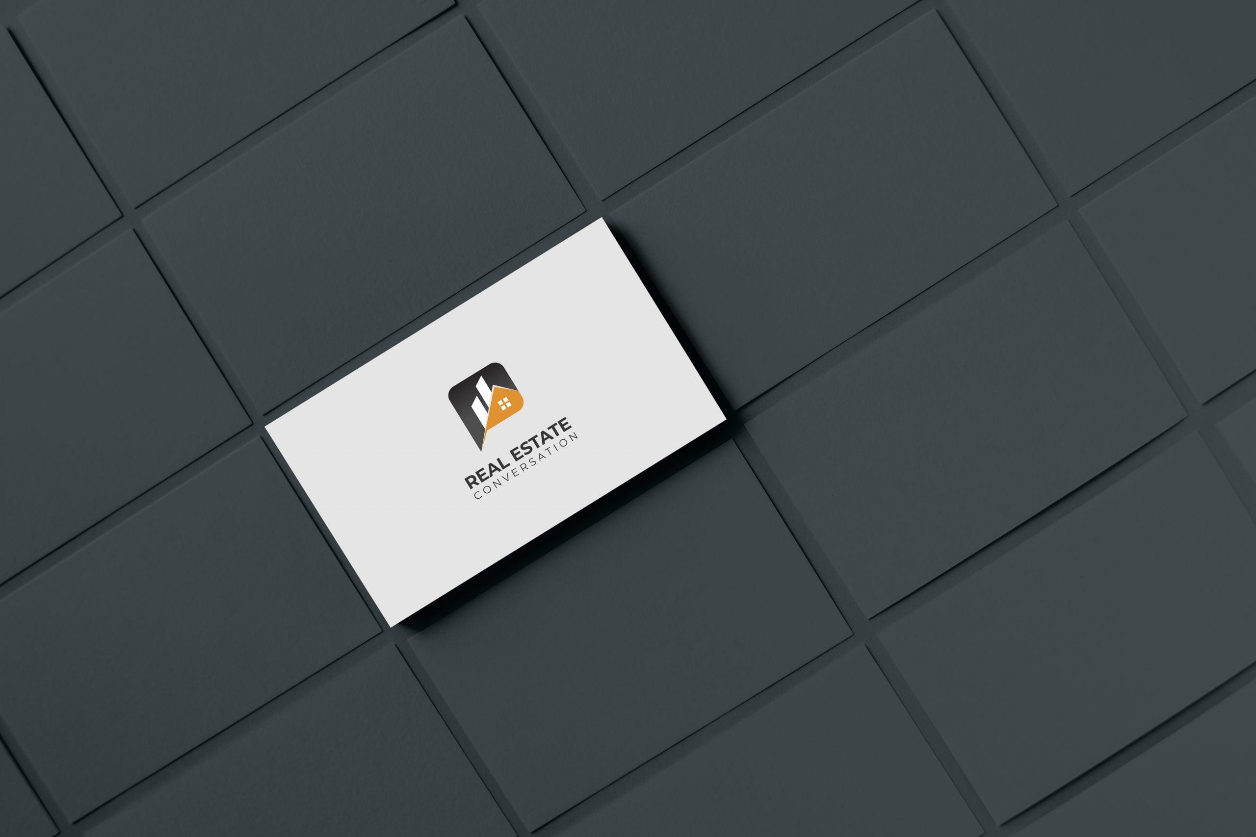 REAL ESTATE BUSINESS CARD PRESENTATION