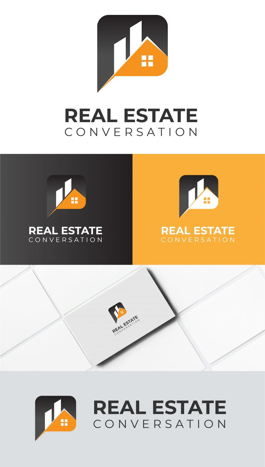 REAL ESTATE LOGO PRESENTATION