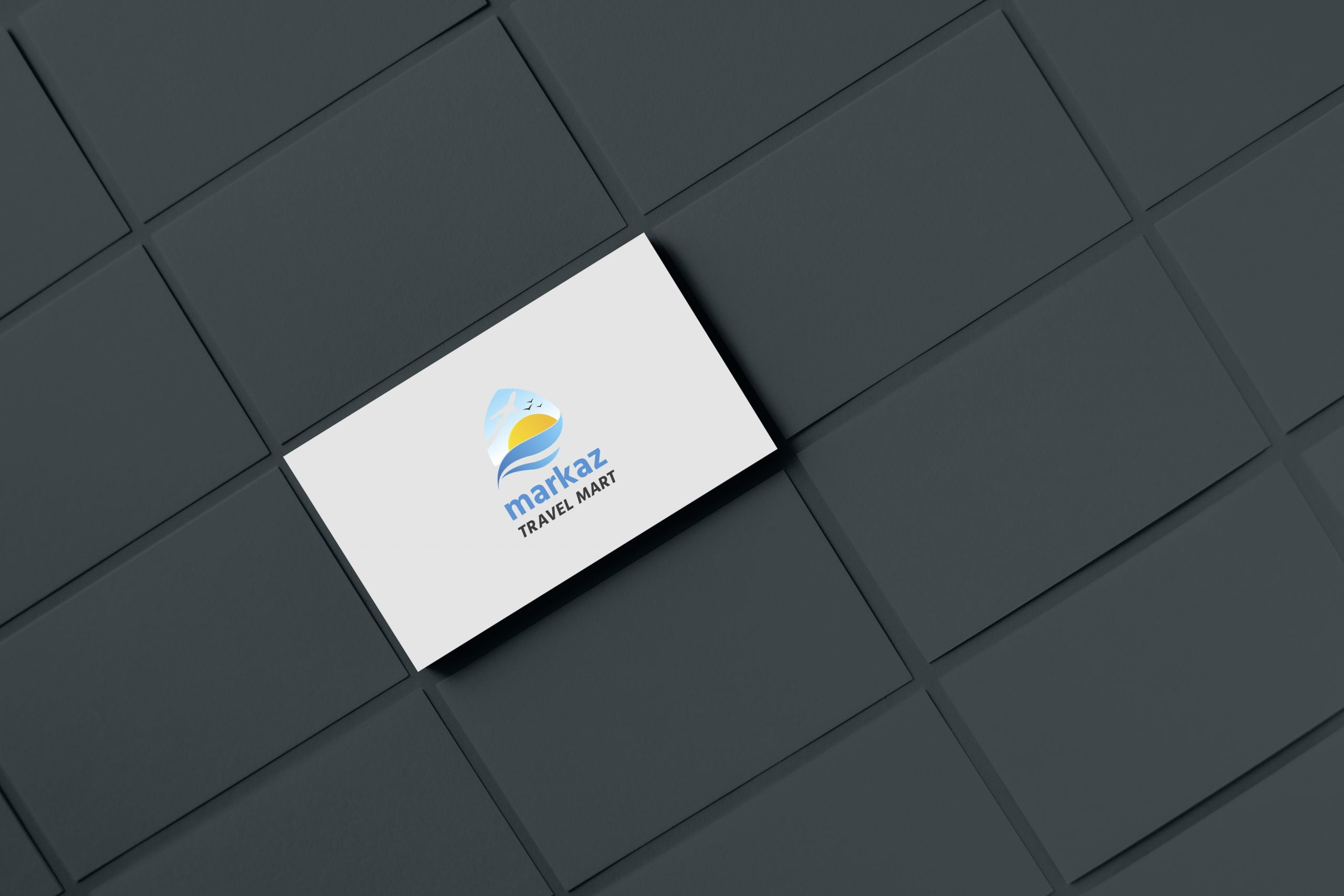 TRAVEL LOGO BUSINESS CARD