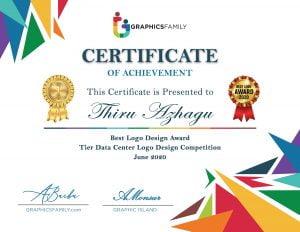 Thiru-Azhagu-Best-Logo-Design-Certificate