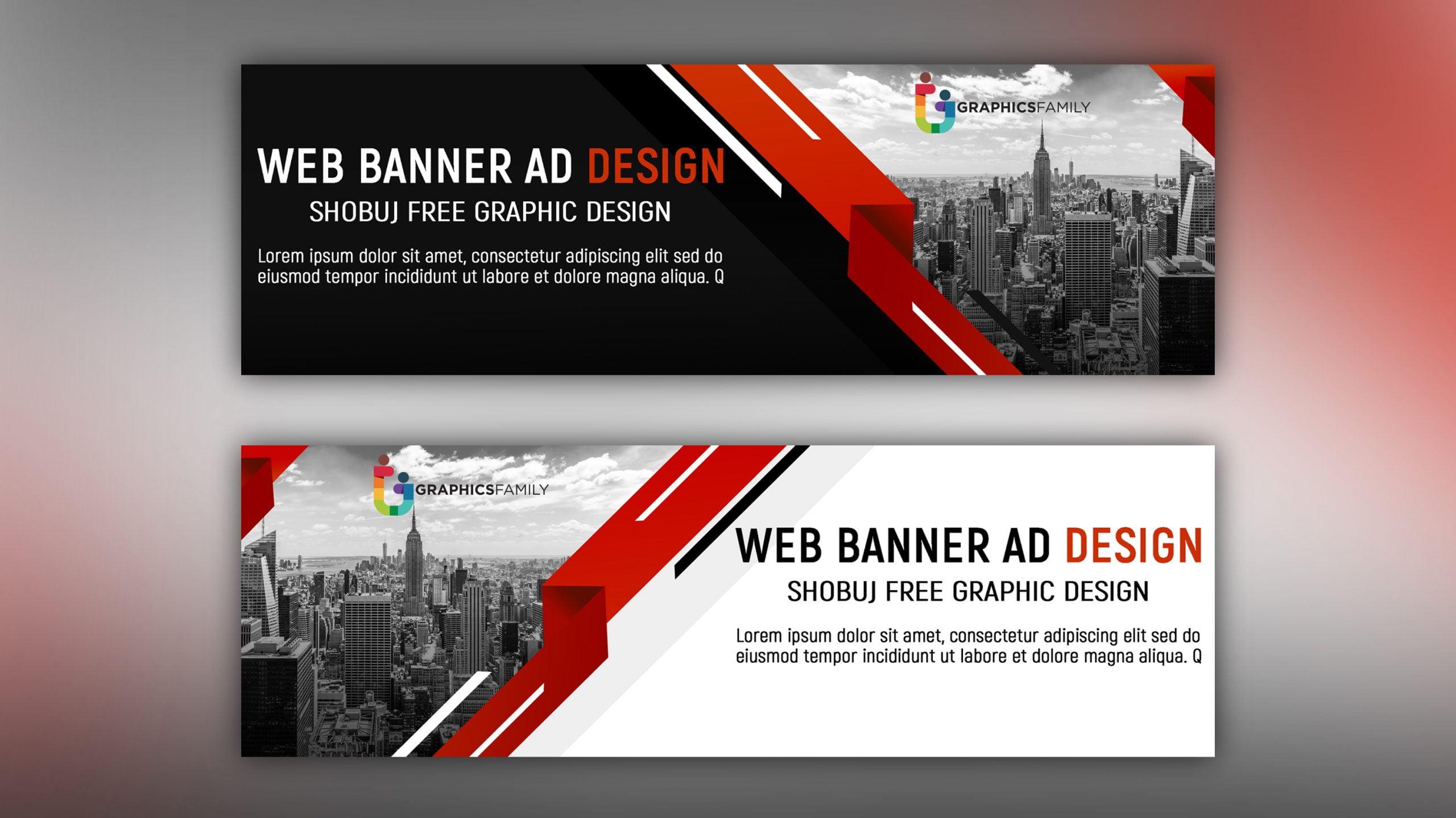 Web Banner Design Jpeg