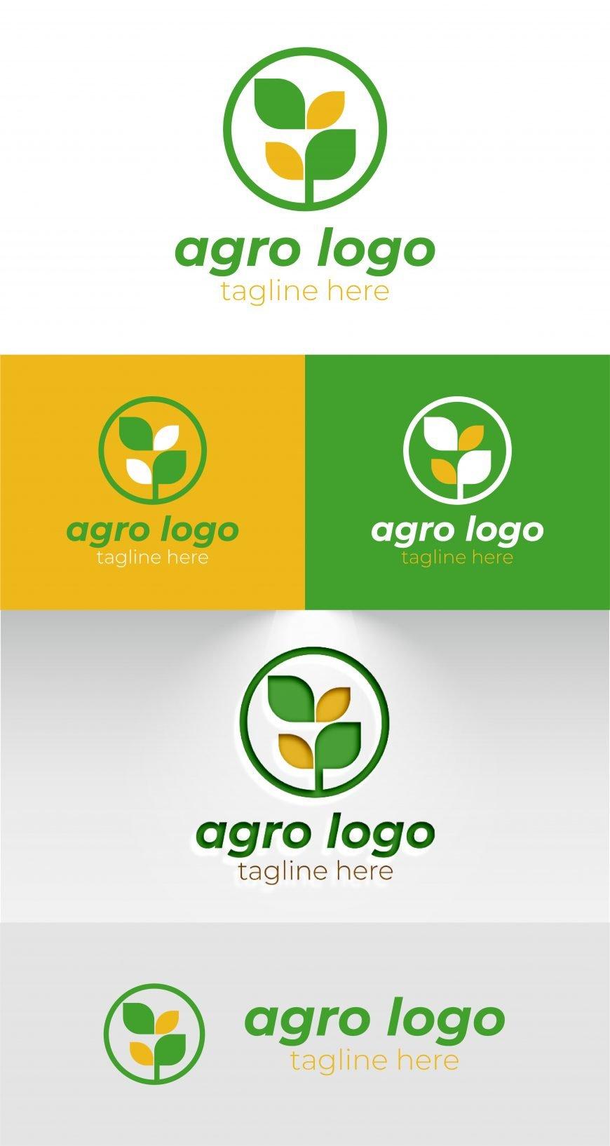 Free Agriculture Logo Design