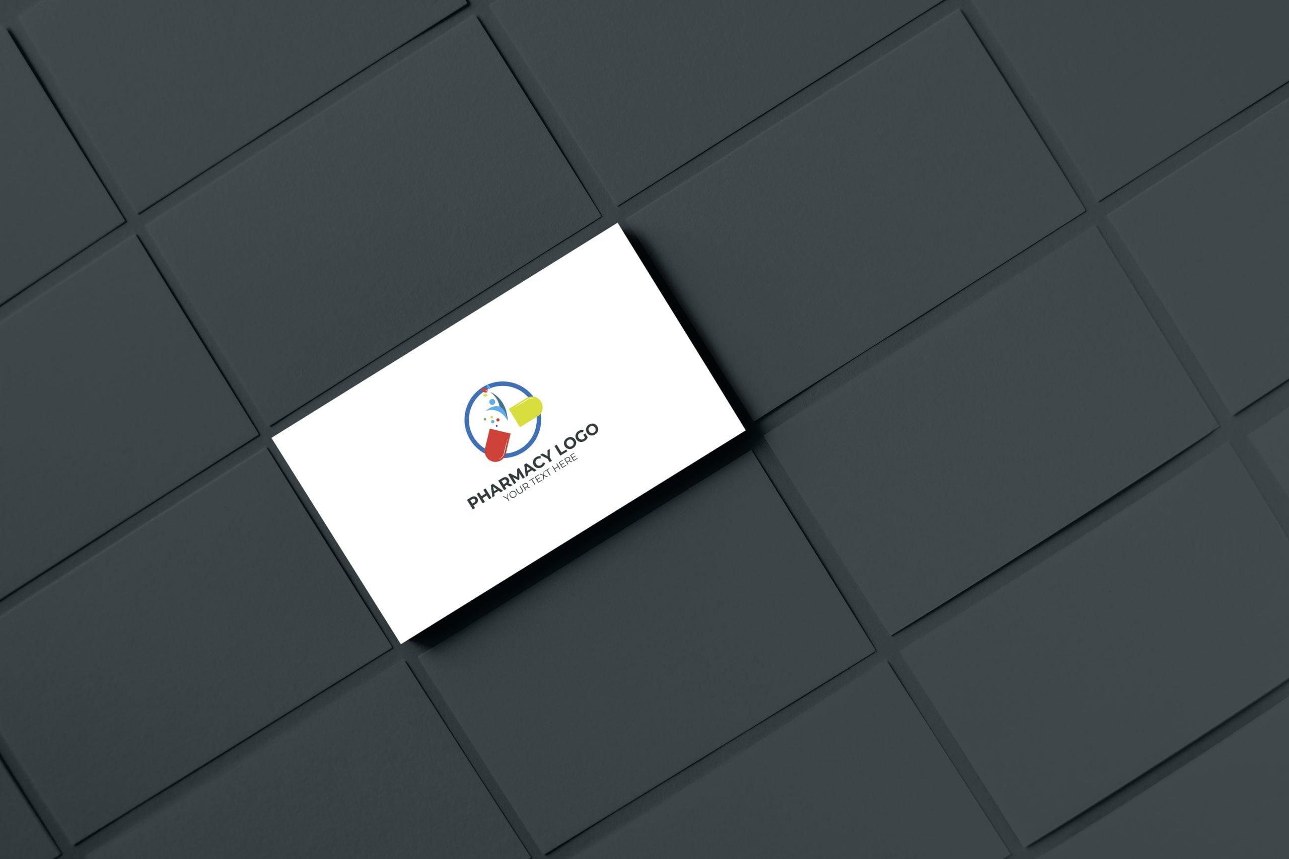 pharmacy logo presentation