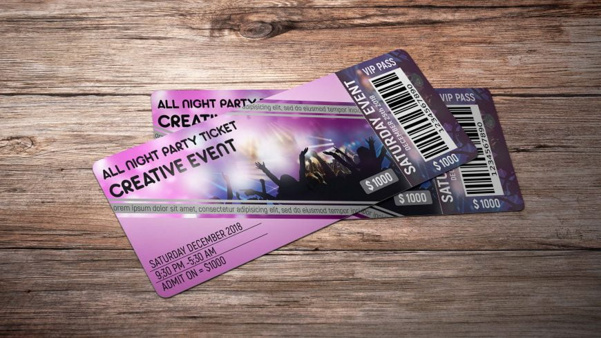 All-Night-Party-Event-Ticket-Design-Presentation-scaled