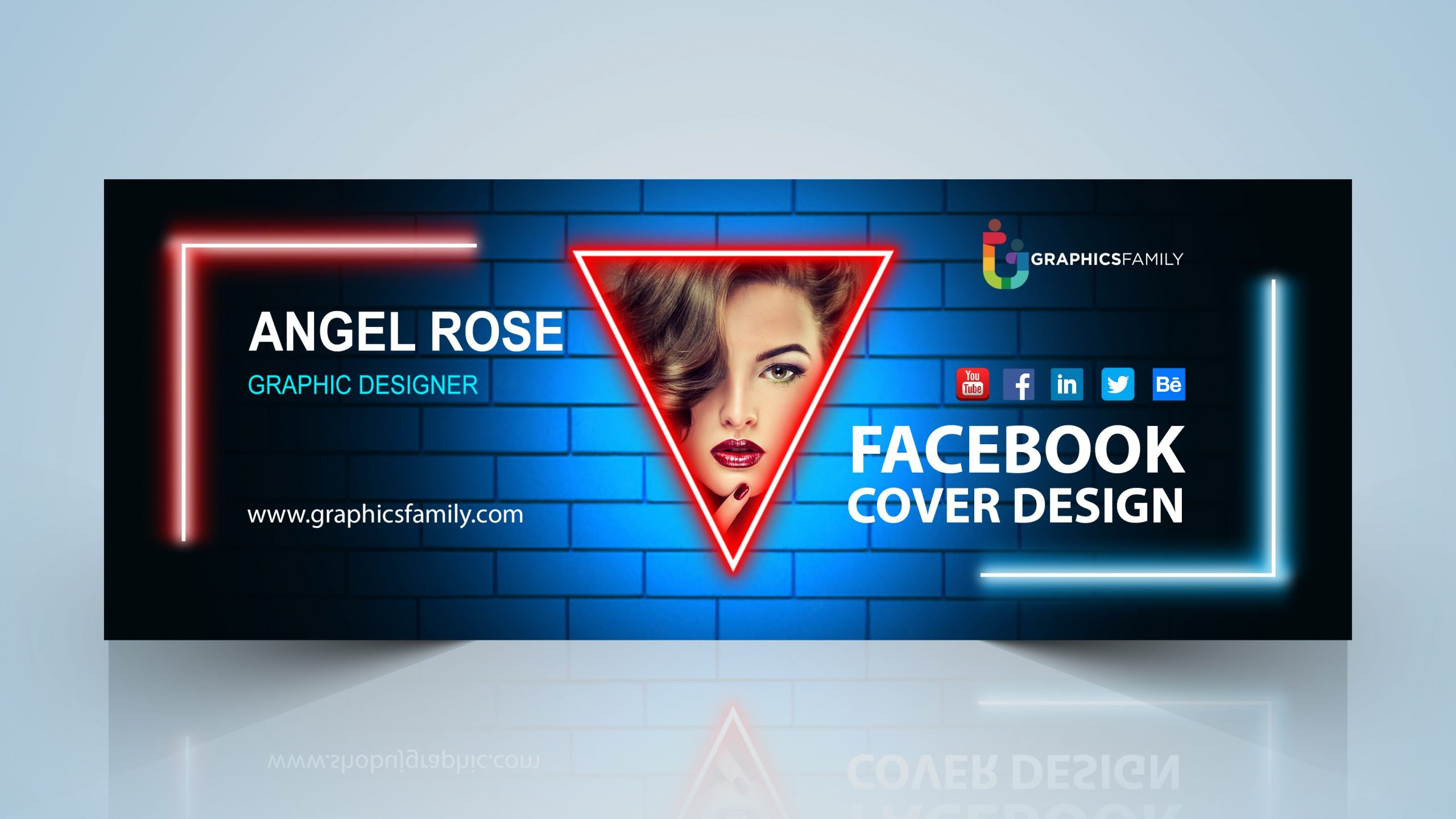 Beauty Cover Design For Facebook