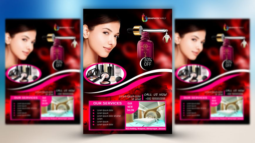 Beauty-Parlor-Flyer-presentation