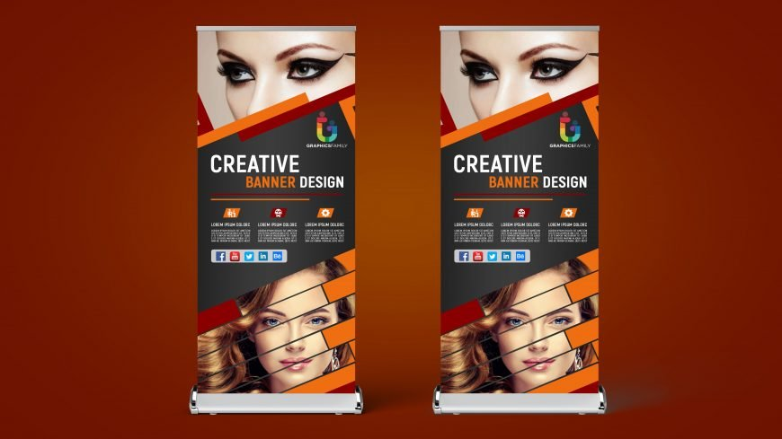 Beauty-parlor-roll-up-banner-psd-scaled