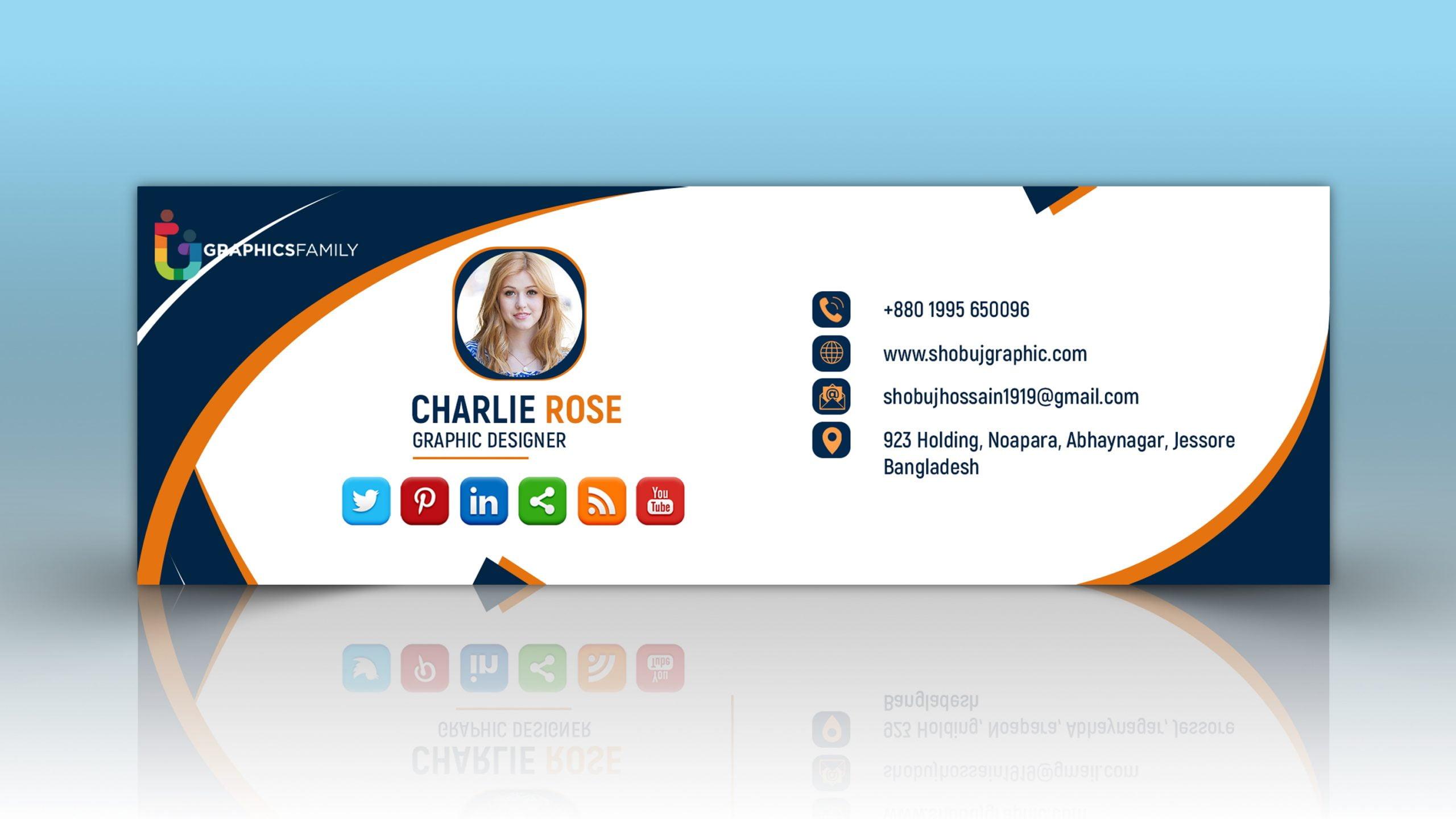 Creative Email Signature Design