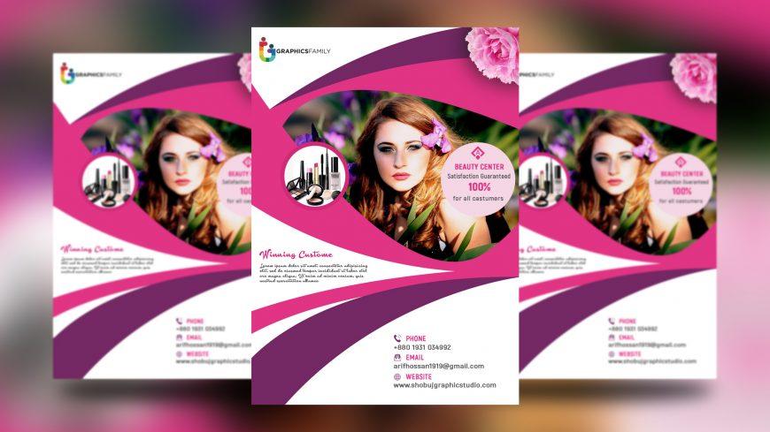 Flyer-Design-with-Beauty-Salon