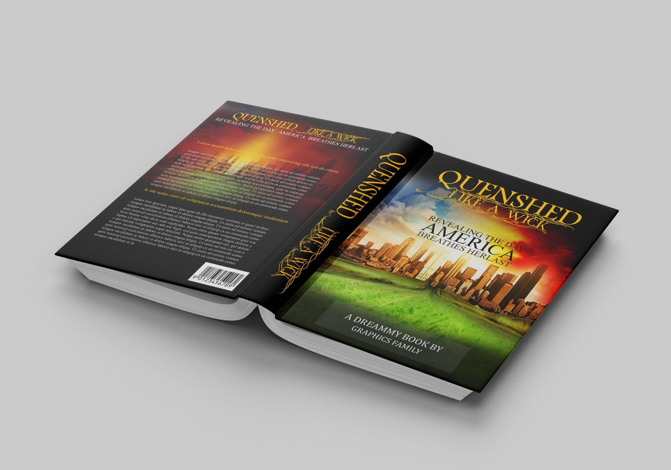 Historical Book Cover Presentation