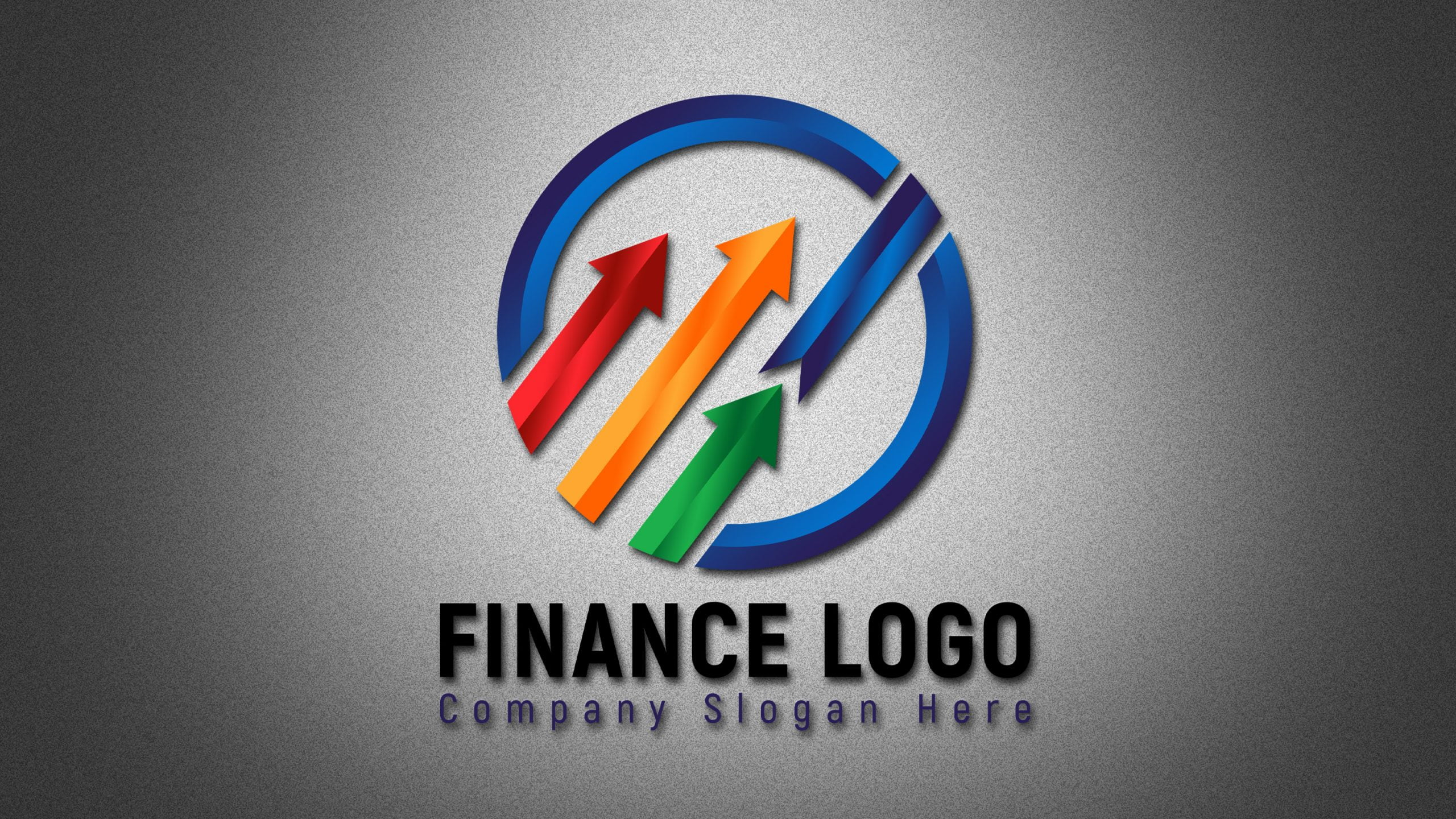 How to Make Finance Company Logo in Photoshop
