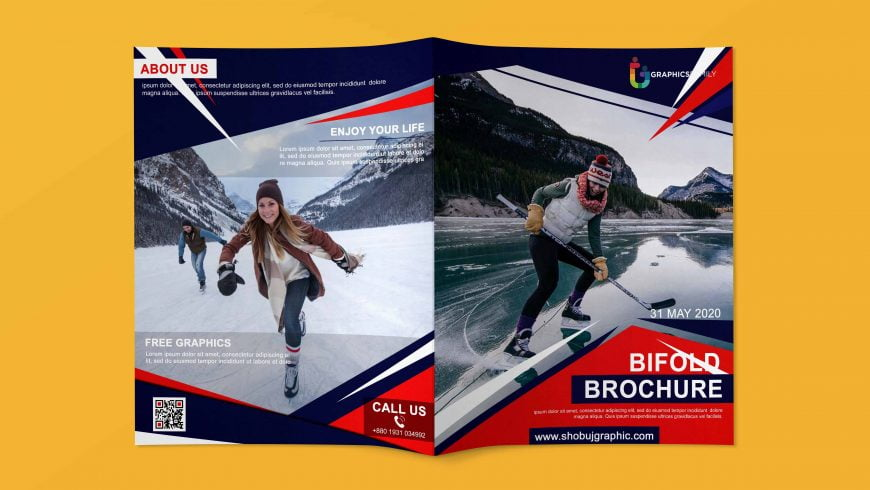 Ice-Skate-Bi-Fold-Brochure-Design-scaled
