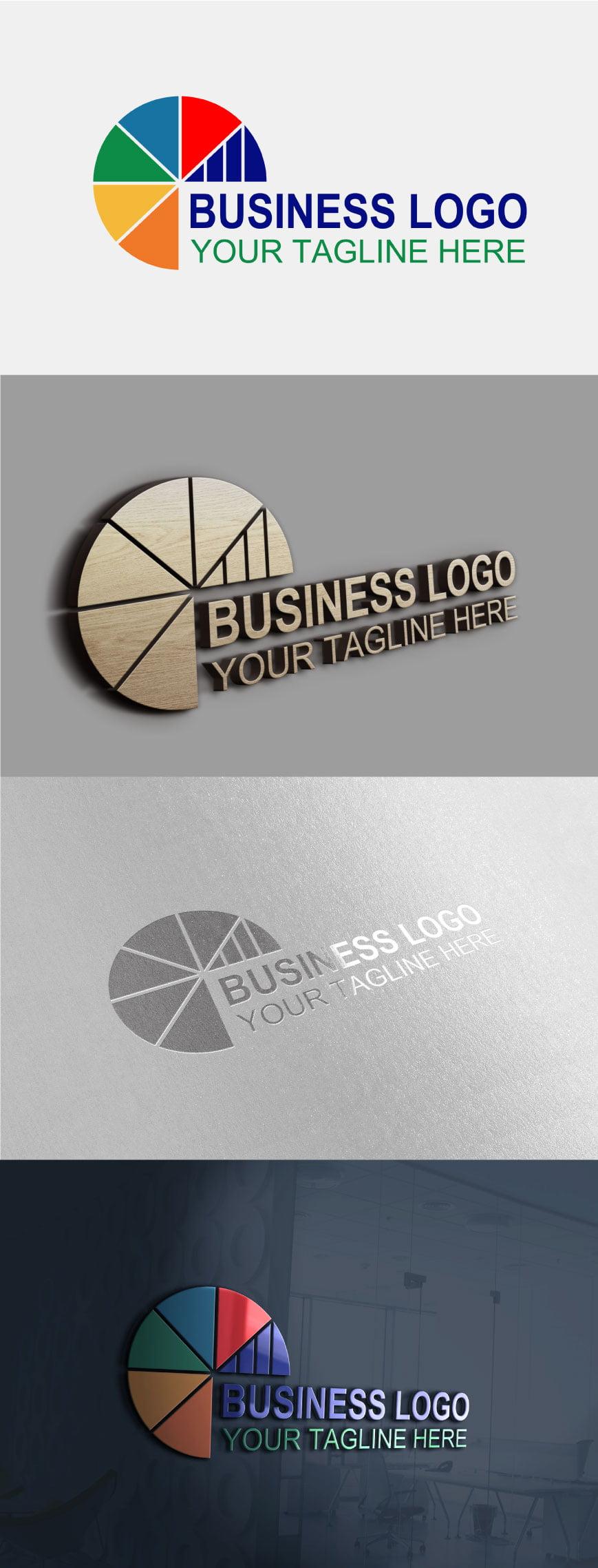 Modern Business Logo Template