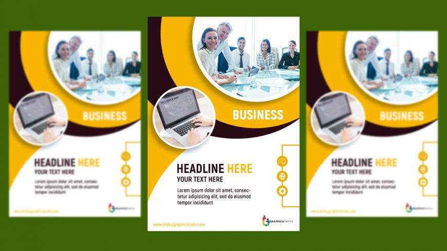 Modern-Flyer-design-with-photo