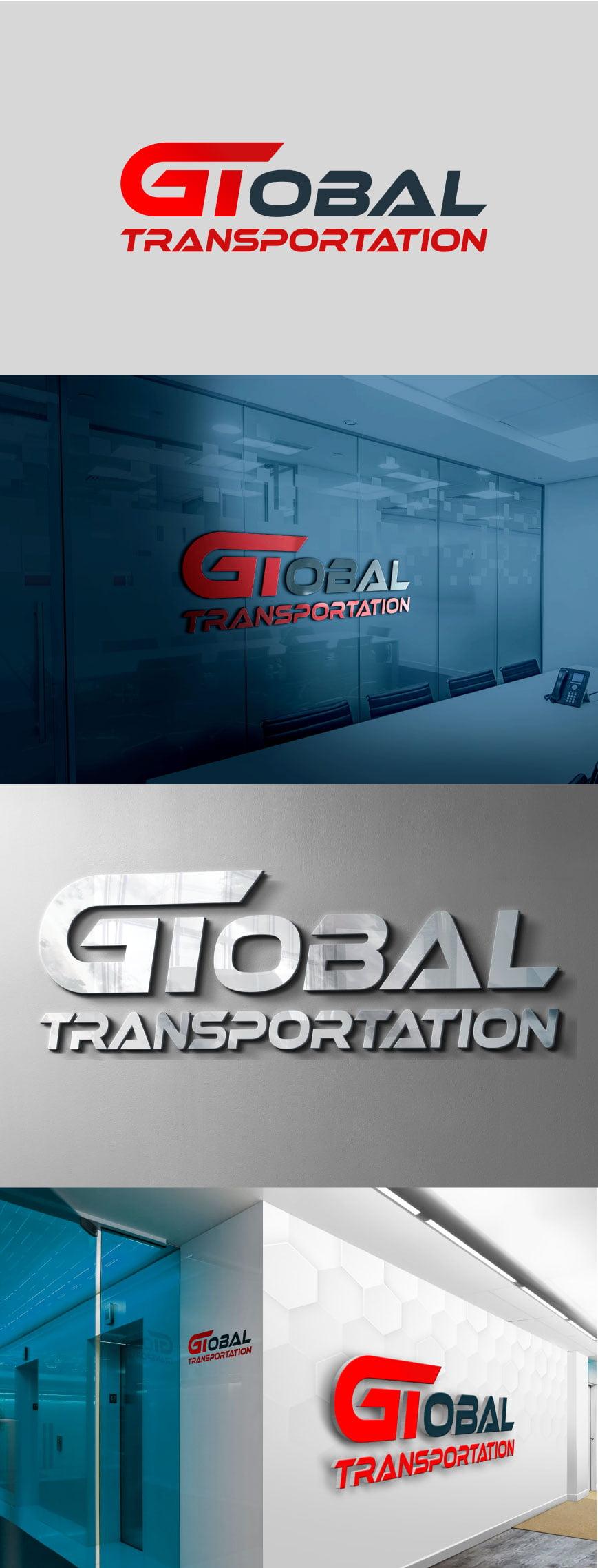 Modern Transportation Logo
