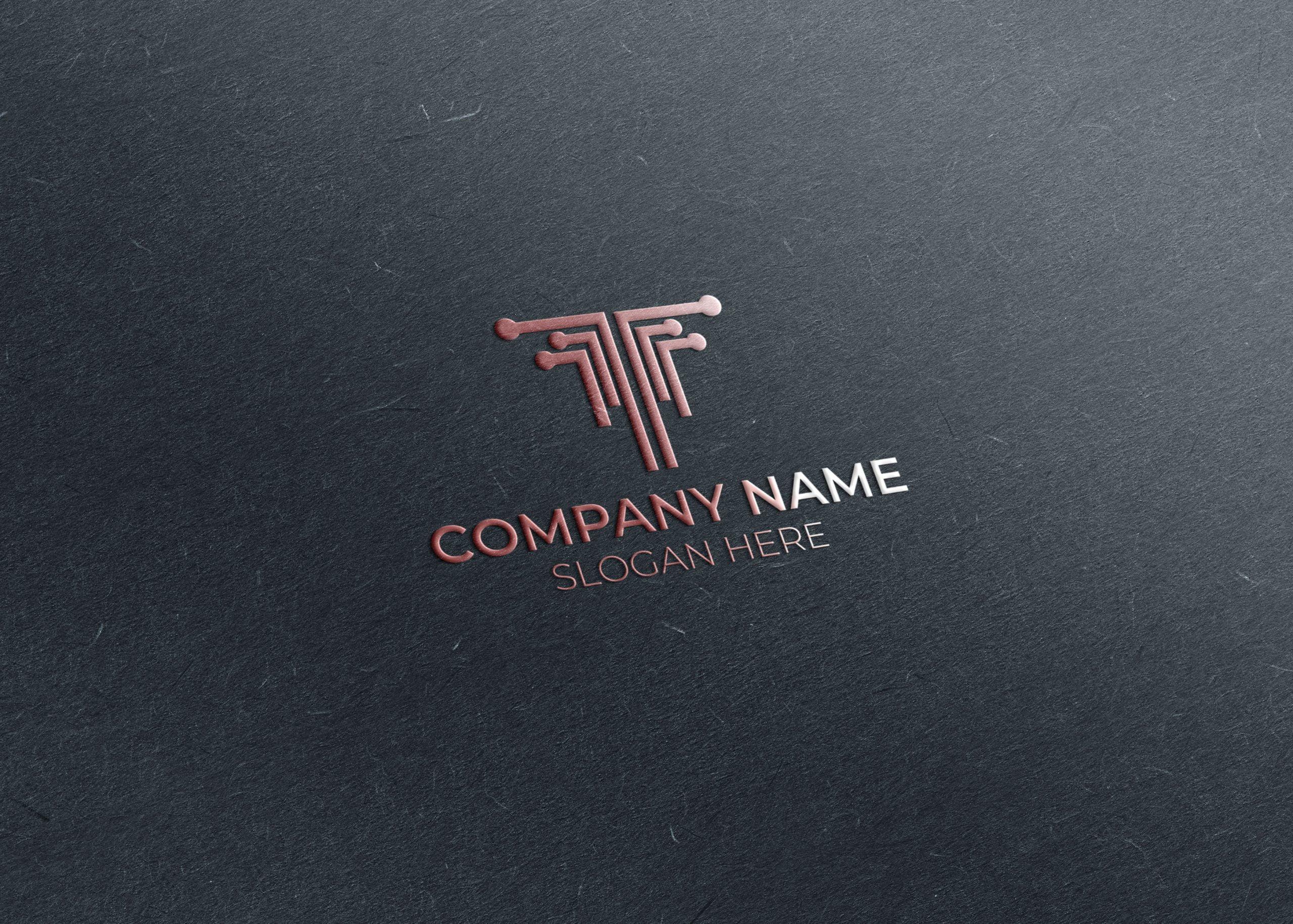 Modern Tech logo design
