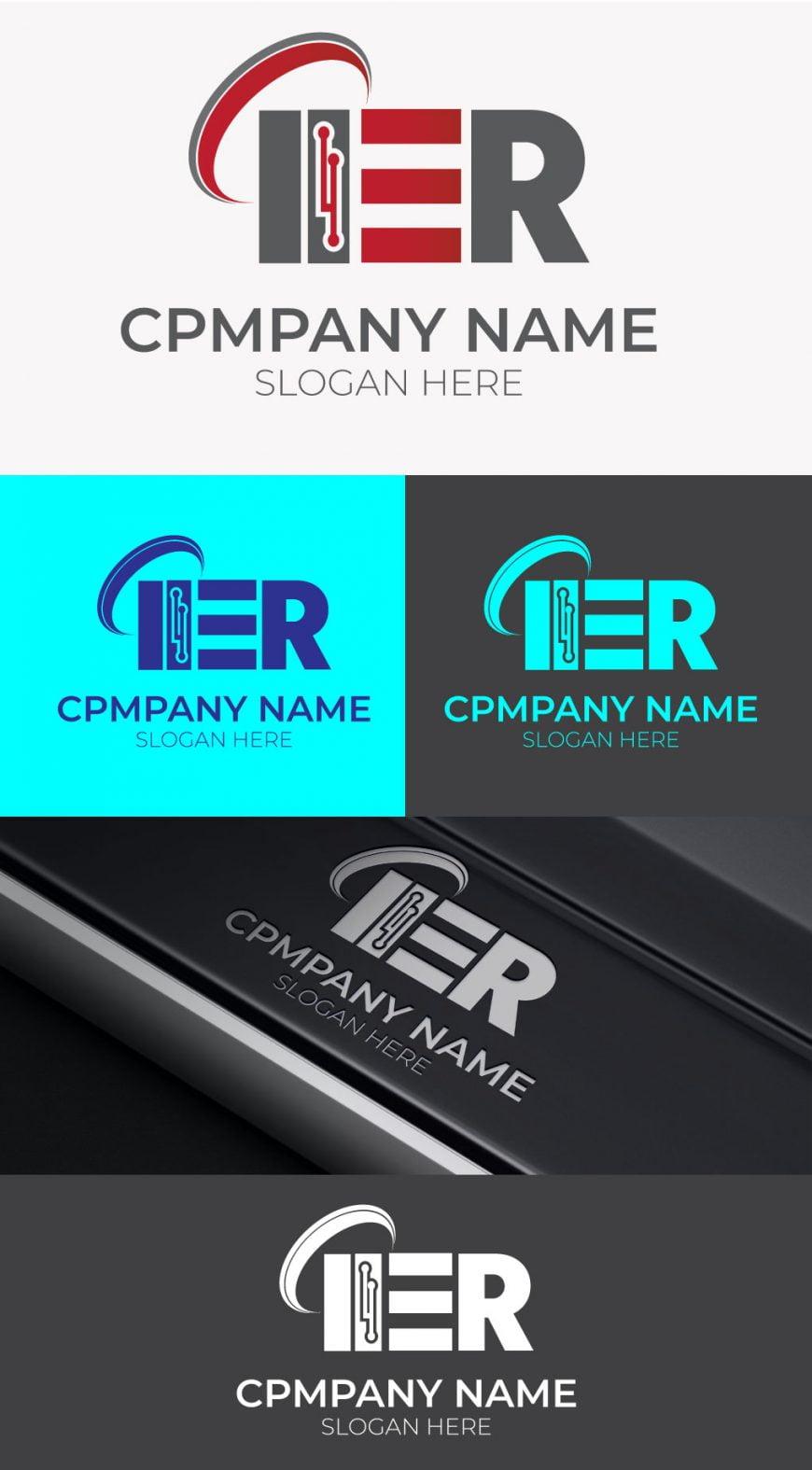 tier-logo-template-free-ai