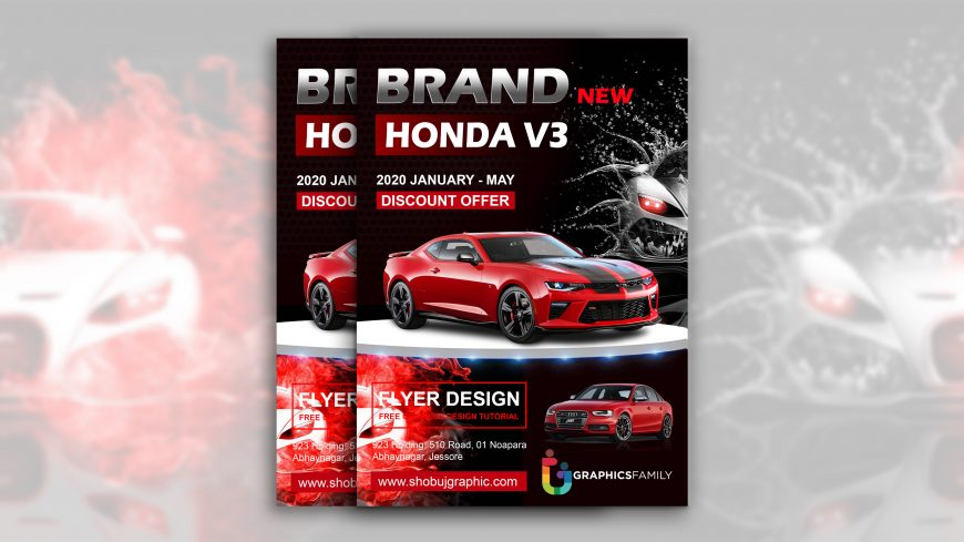Amazing-Car-Flyer-Design-in-Photoshop-scaled