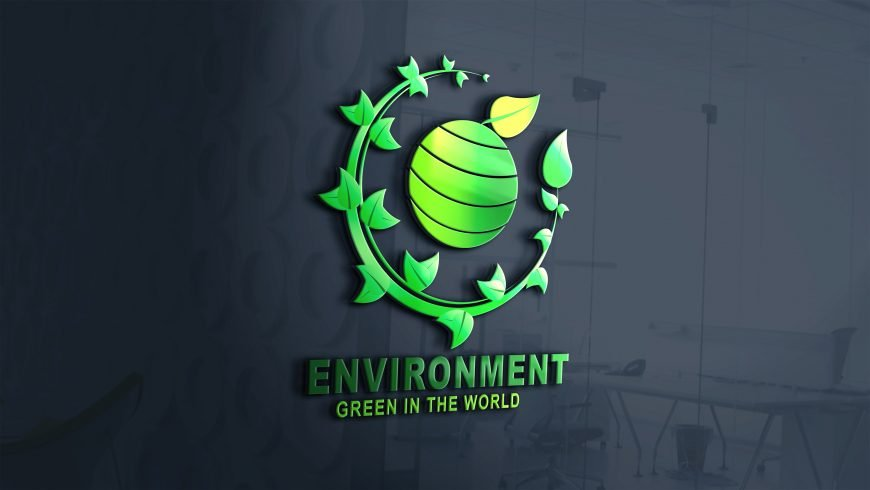 Environment-Logo-on-3d-Glass-Window-scaled