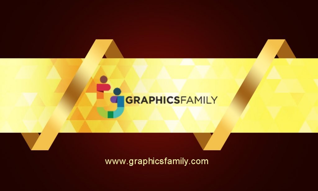 Graphic Designer Business Card Design Front Part