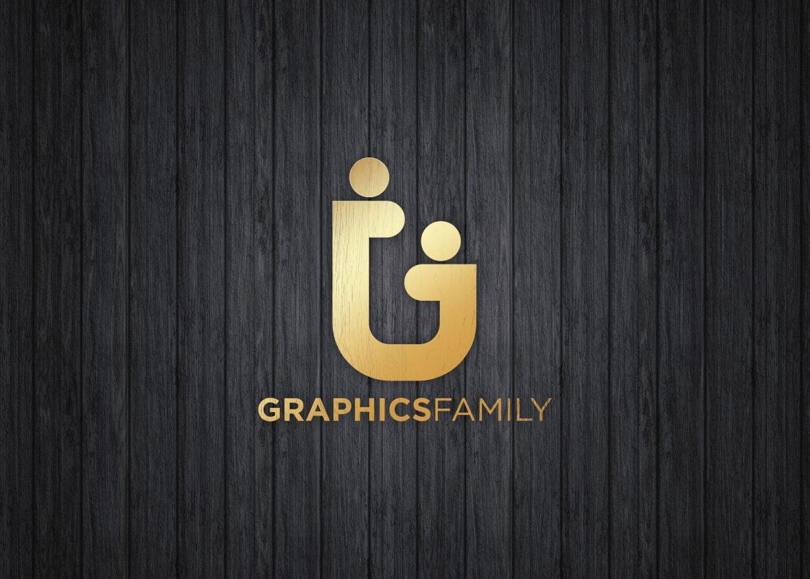 Graphics-family-on-luxury-gold-mockup-scaled