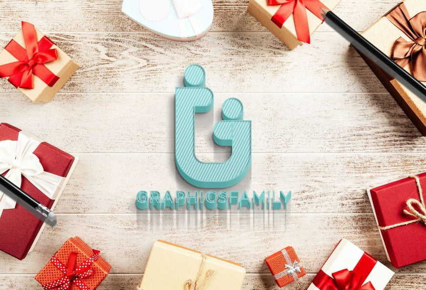 Graphicsfamily-on-wood