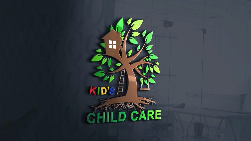 Logo-Design-Tutorial-for-Child-Care-Company-scaled