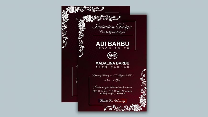 Luxury-Wedding-Invitation-card-design-scaled