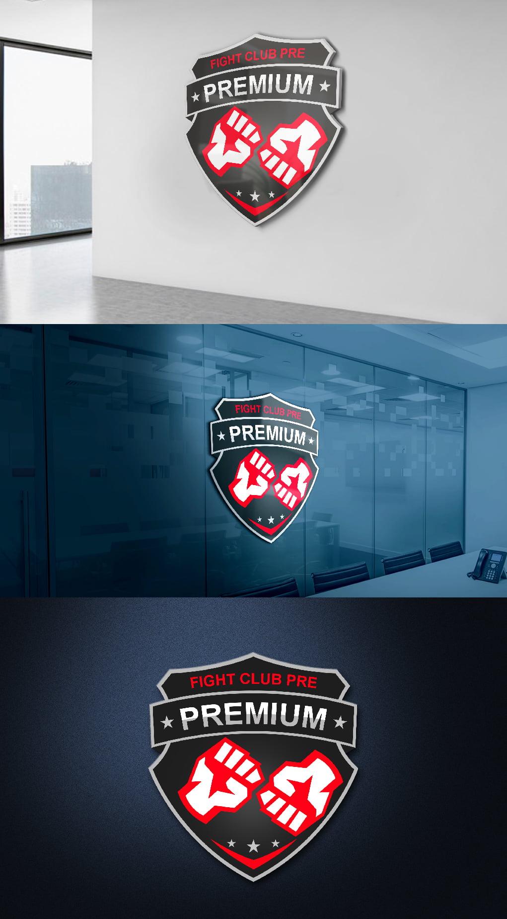 Night club Logo Presentation