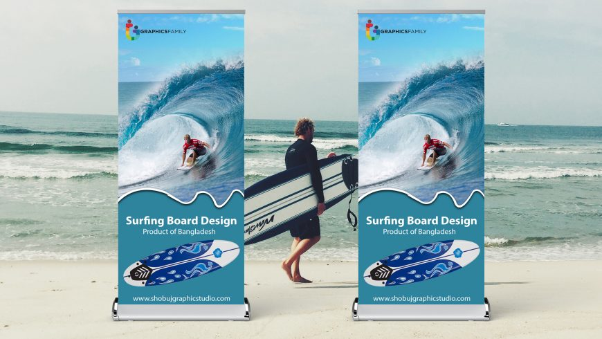 Sea-Surfing-Roll-Up-Banner-Free-psd-scaled