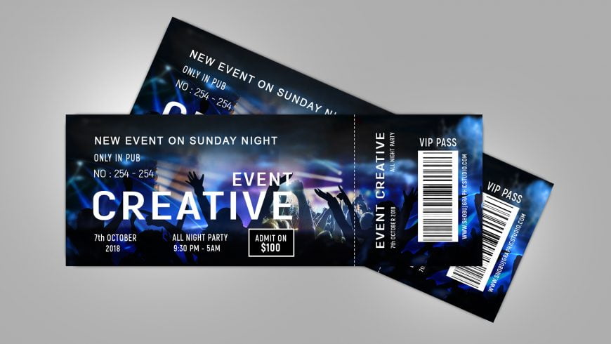 Sunday-Night-Creative-Event-Ticket-Design-scaled