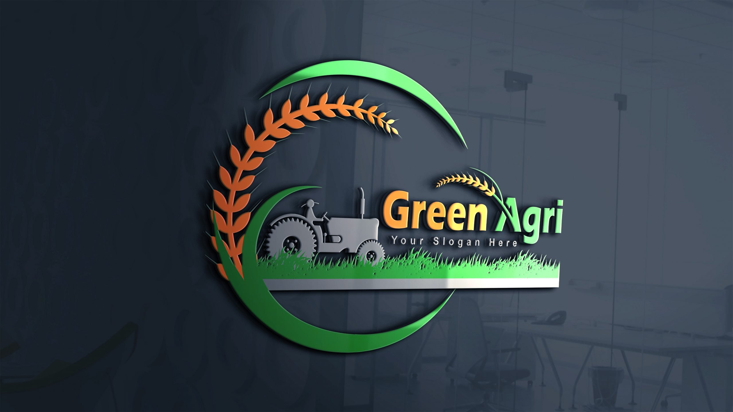 agriculture logo design free downlaod