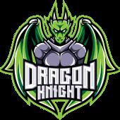 Dragon Knight Mascot Logo