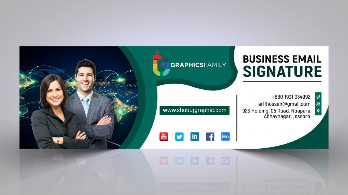 Email-signature-in-flat-style-presentation-scaled