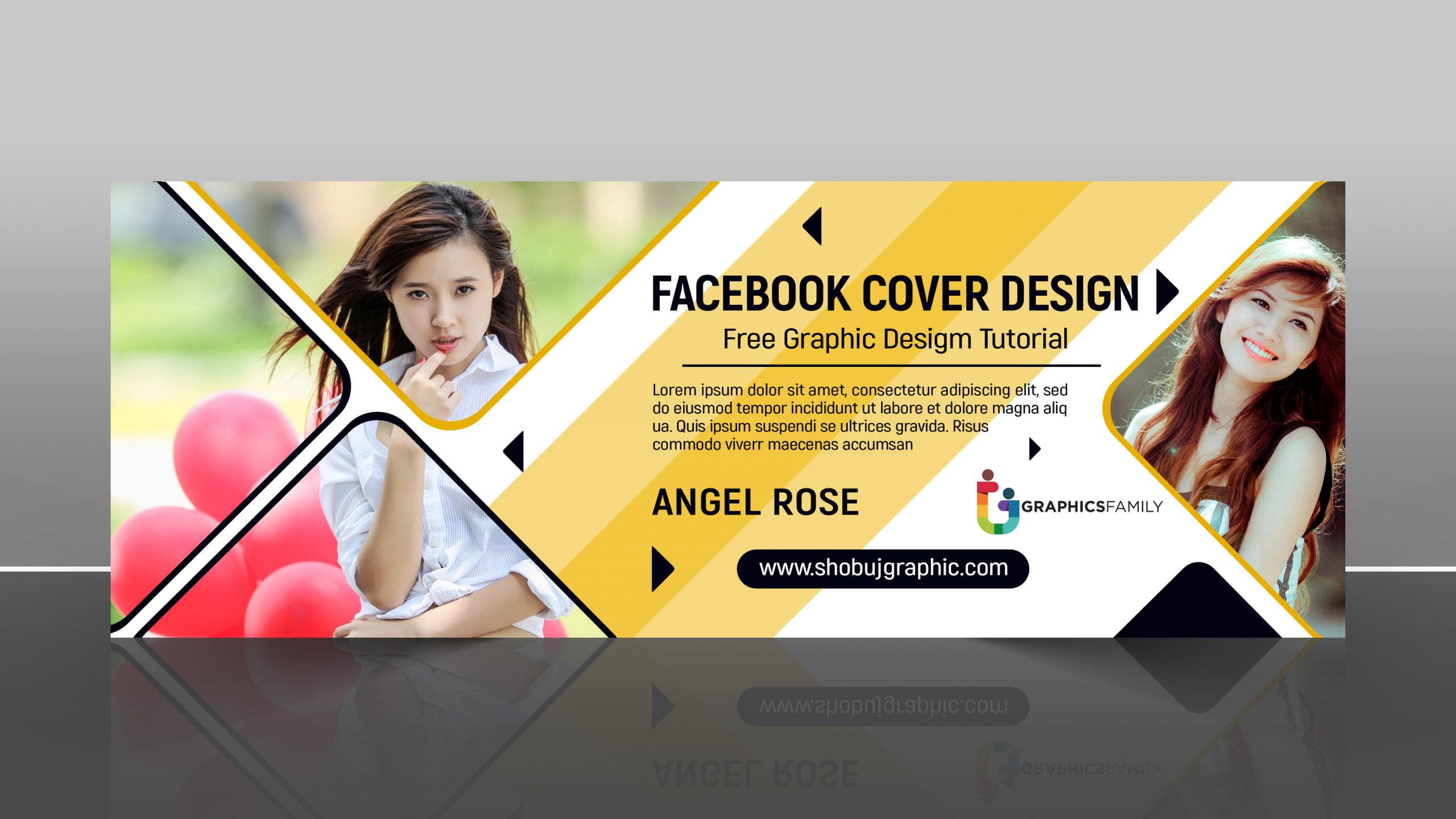 Facebook Cover for Photography
