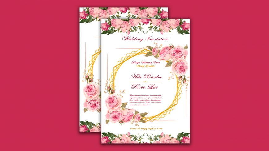 Floral-Wedding-Invitation-Card-Design-scaled