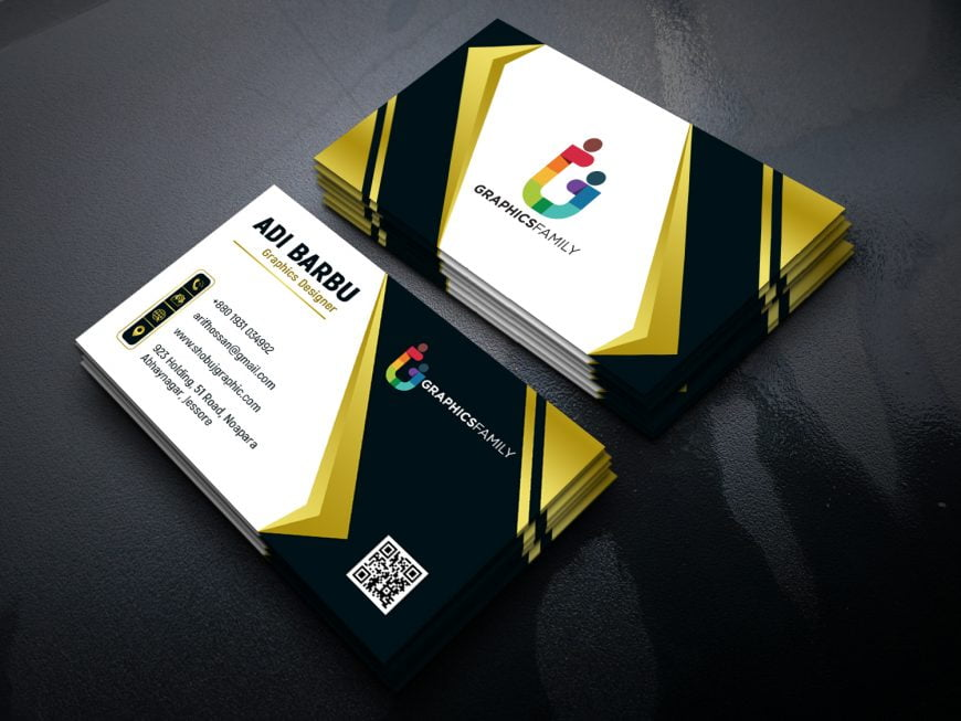Luxury-business-card-design-Presentation