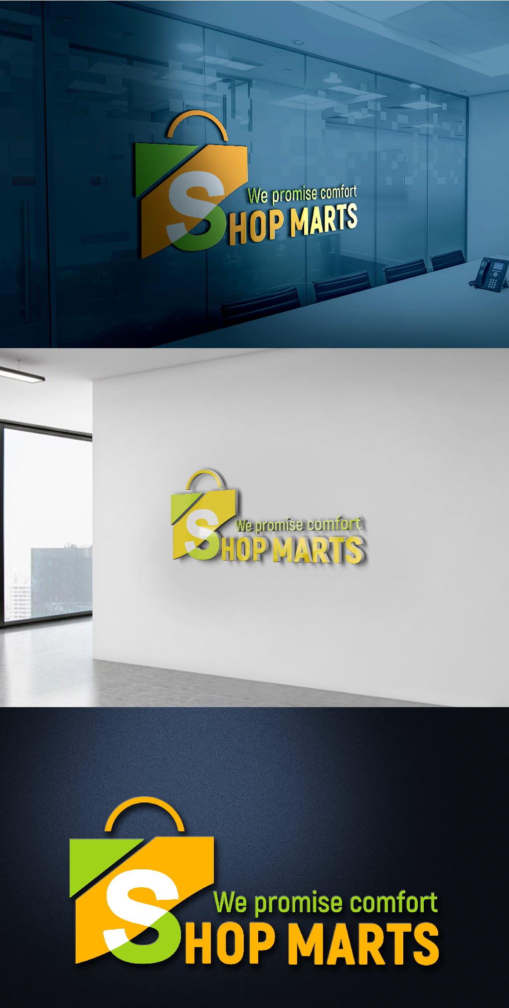 Shopping Logo Design Template