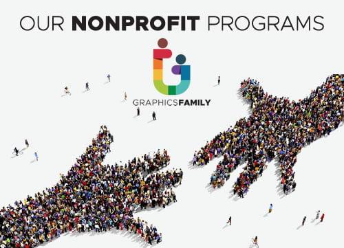graphicsfamily-nonprofit-program