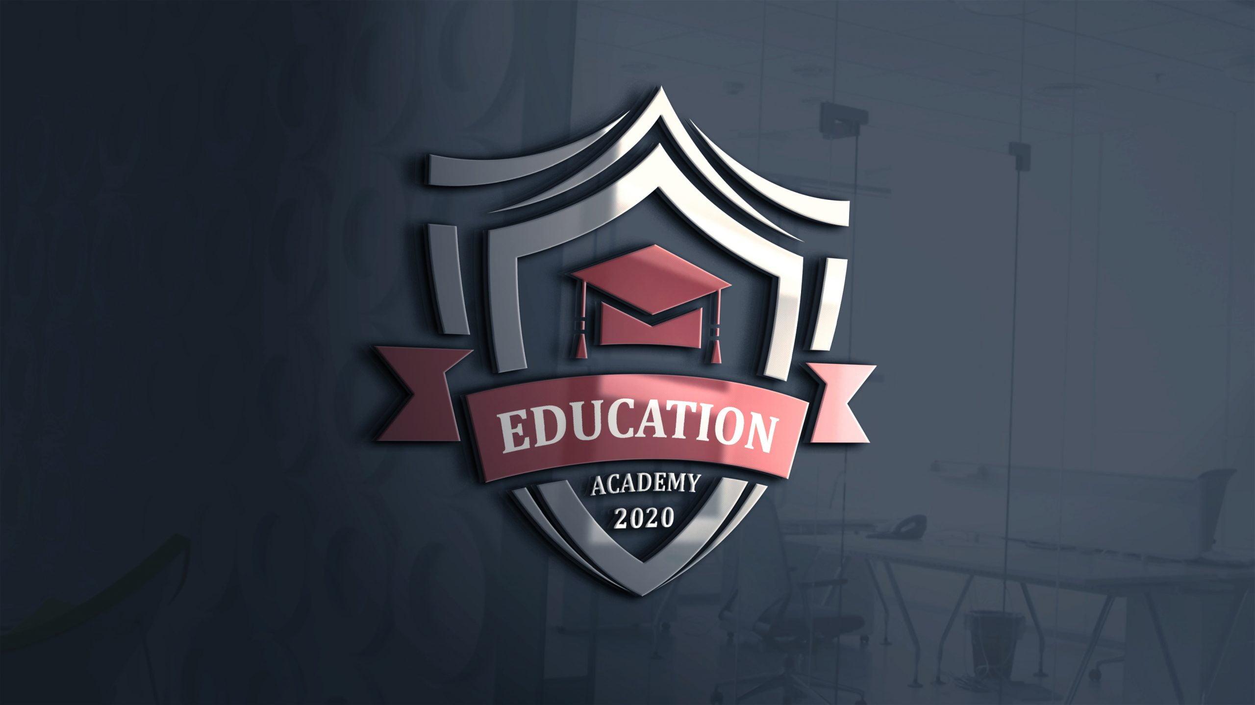 Create an Education Academy Logo