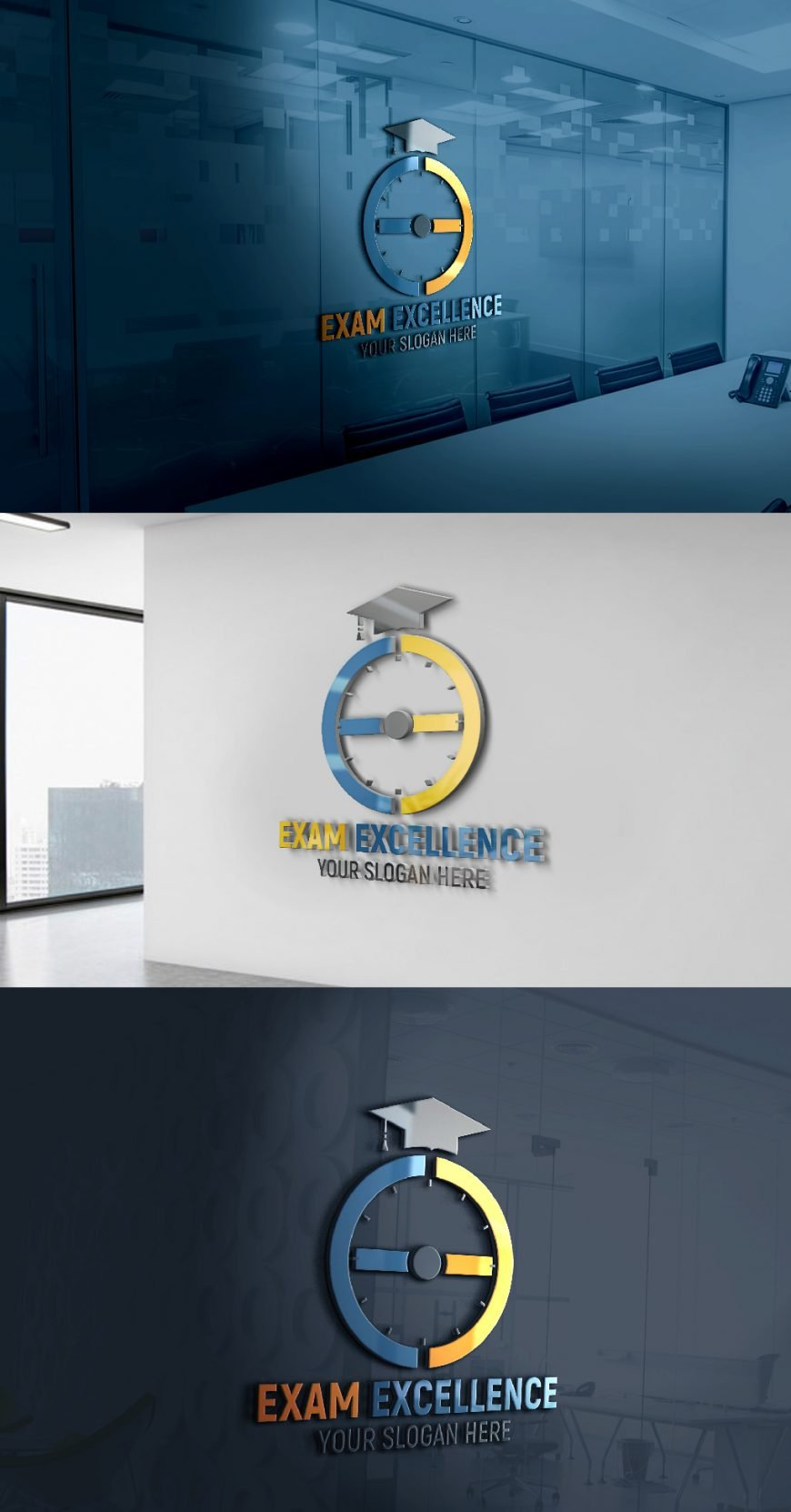 Educational-logo-template