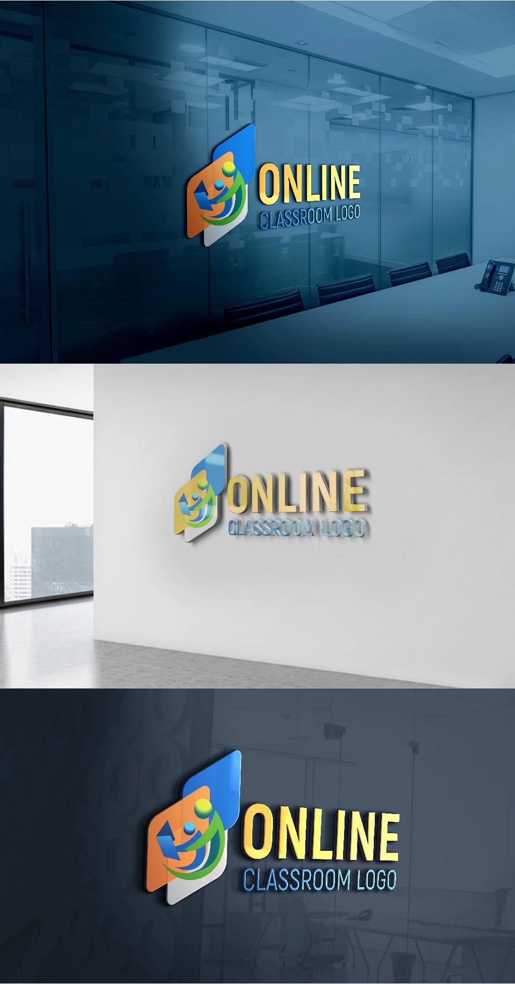Free online Class logo Template