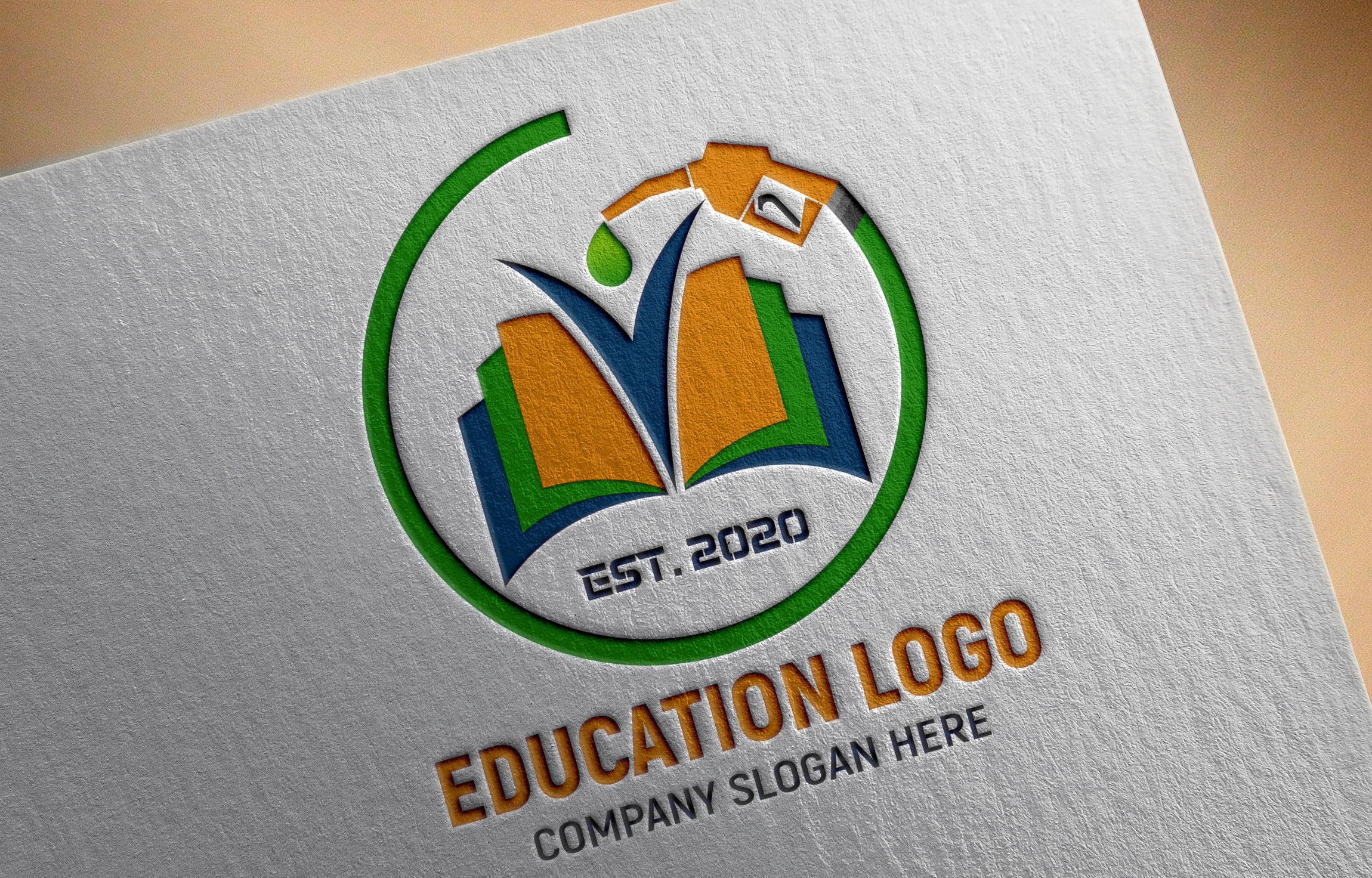Fueling Education Logo on white paper