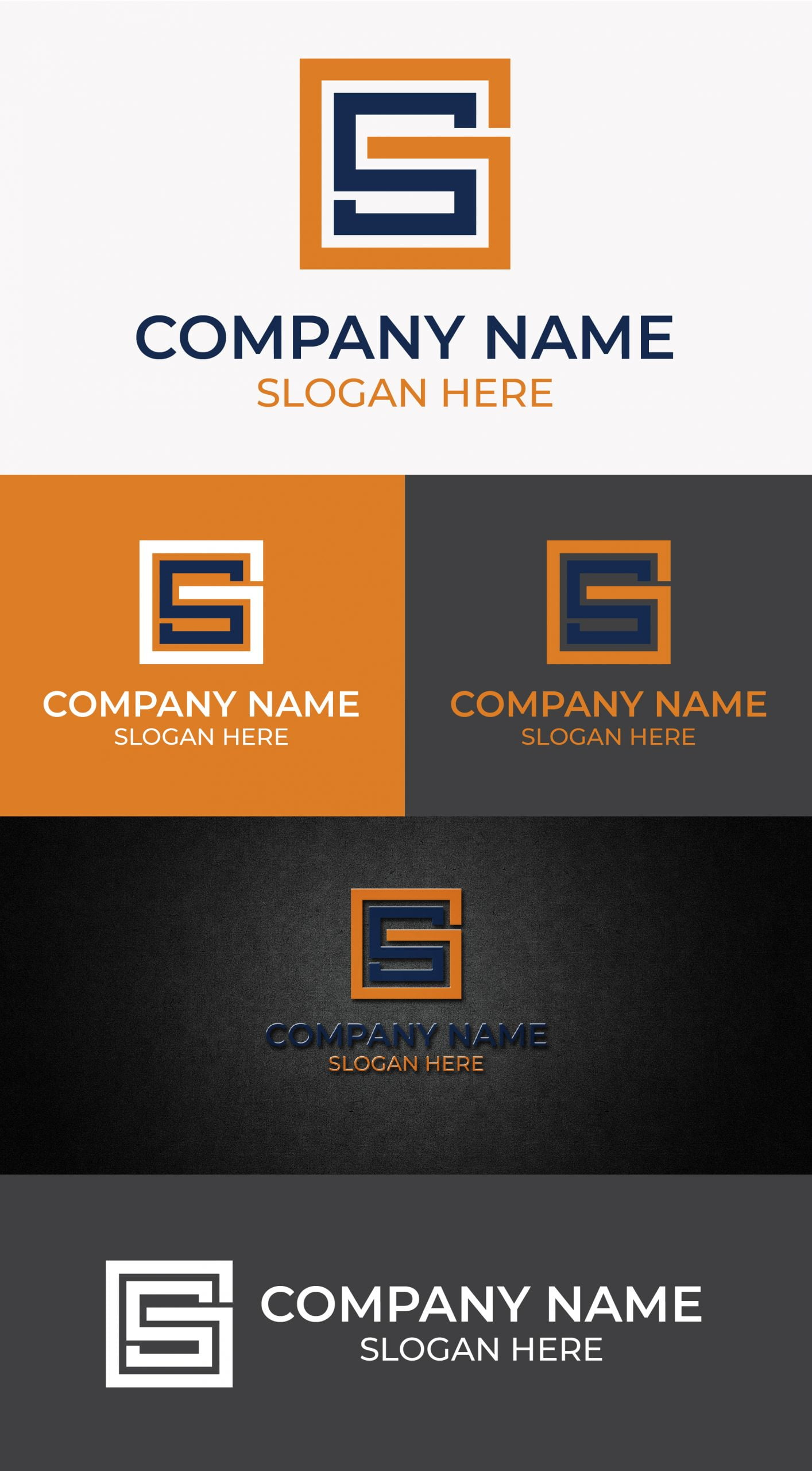 GS Logo Template