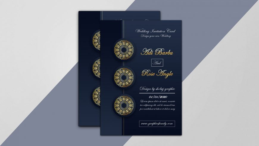 Luxury-Dark-Wedding-Card-Free-Photoshop-Template-scaled